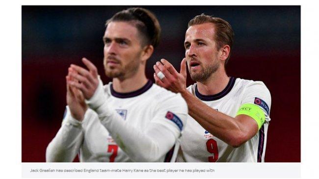 Kabar Panas Bursa Transfer: Man City Segera Umumkan Jack Grealish, Harry Kane Menyusul