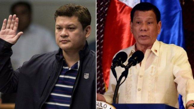 Presiden Filipina Perintahkan Polisi Tembak Mati Anaknya Jika Terlibat Narkoba