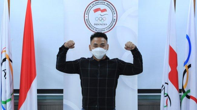 Lifter Eko Yuli Berharap Kontingen Indonesia ke Olimpiade Dilepas Oleh Presiden