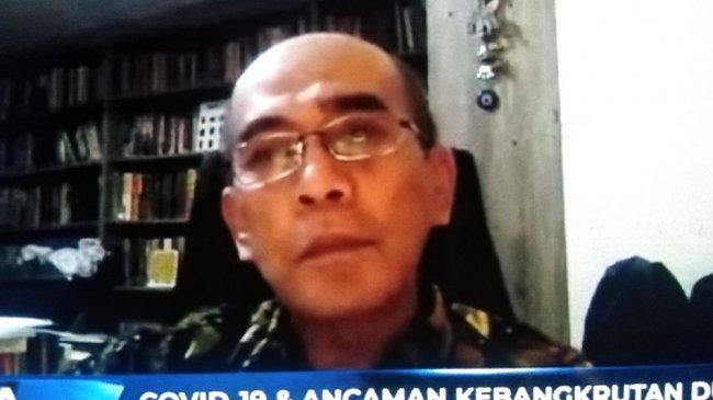 Faisal Basri Ingatkan Jokowi: Negara Bisa Bangkrut Jika Tak Lakukan Upaya Luar Biasa
