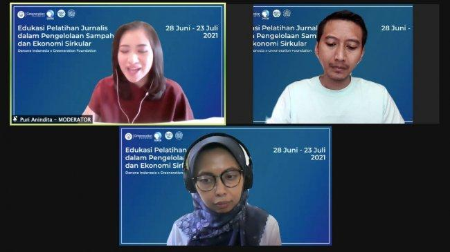 Ekonomi Sirkular Bisa Jadi Solusi Atasi Permasalahan Sampah di Indonesia