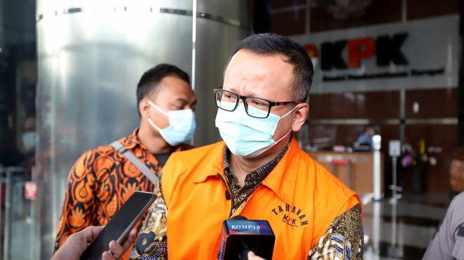 Sempat Ngaku Siap Dihukum Mati, Kini Edhy Kecewa Divonis 5 Tahun Penjara dan Pertimbangkan Banding
