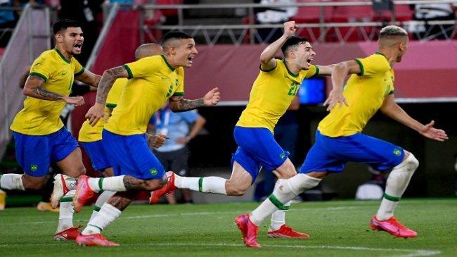Fakta Unik Kelolosan Brasil ke Final Olimpiade Tokyo 2021: Capaian Ketiga & Peluang Samai Argentina