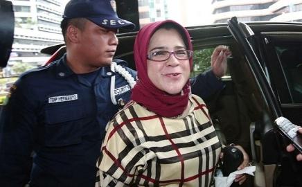 Anak Elvi Sukaesih Diduga Terima Dana Korupsi