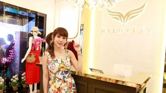 Tak Bisa Diam, Selebgram Emily Young Ryu Buka Store, Geluti Bisnis Fashion dan Kecantikan Sekaligus