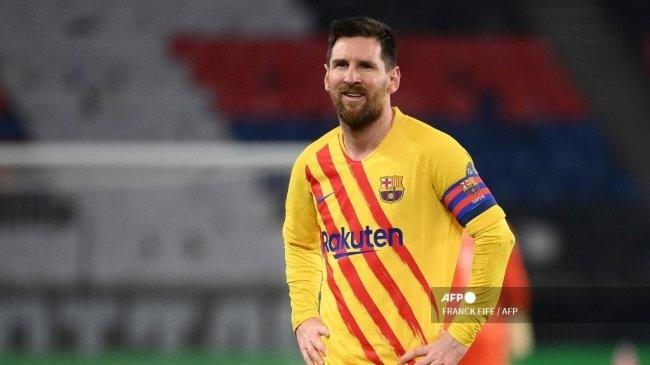 Lima Hari Lagi Kontrak Lionel Messi Habis di Barcelona, Sergio Busquets Ikut Deg-degan