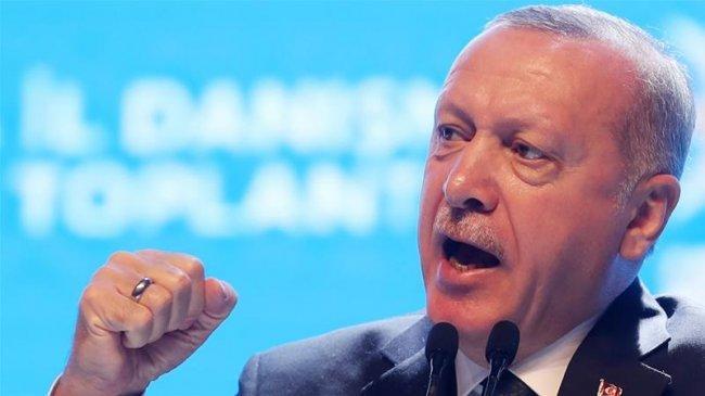 Erdogan Perintahkan Menlu Turki Usir 10 Dubes, Termasuk dari Amerika Serikat