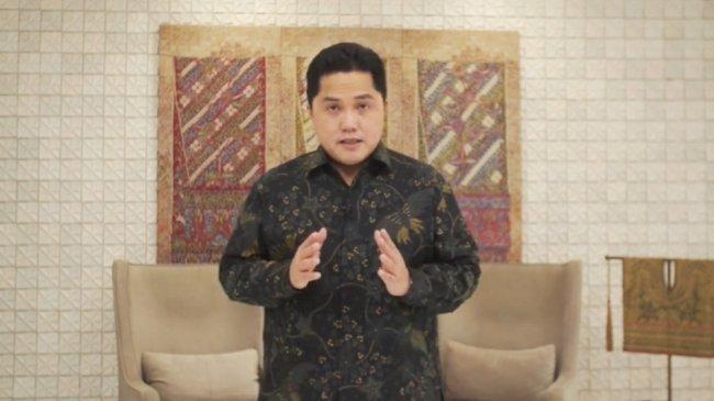 Erick Thohir Imbau BUMN dan Anak Perusahaan Taat Program Jamsostek Dukung Implementasi Inpres 20/21