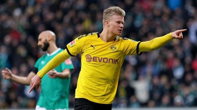 Chelsea Jika Ingin Rekrut Erling Haaland Harus Penuhi Tawaran yang Diajukan Borussia Dortmund