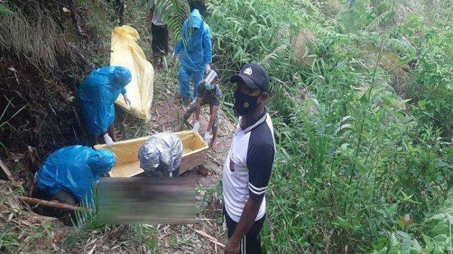 4 Hari Menghilang, Seorang Petani Ditemukan Sudah Membusuk