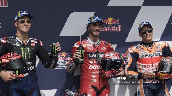 Quartararo Juara Dunia MotoGP 2021, 4 Rekor Siap Diukir - El Diablo Rusak Tradisi & Sejarah Prancis