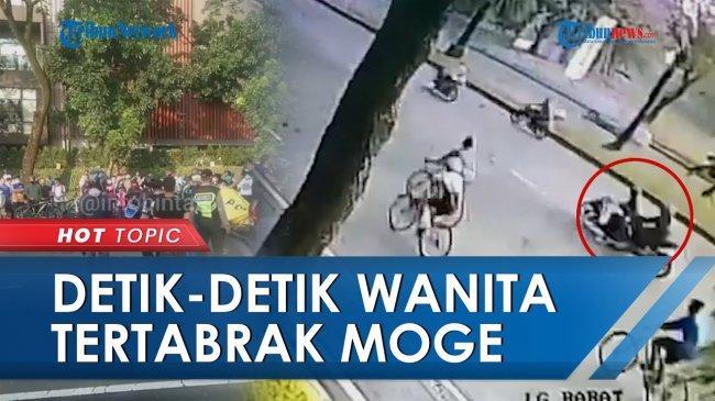 Fakta Terbaru Kecelakaan Maut di Bintaro, Pengendara Moge Jadi Tersangka, Ini Ancaman Hukumannya