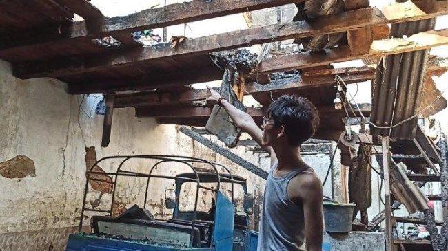 Kebakaran di Pademangan Sisakan Cerita Pilu, Korban Tewas Sambil Peluk Hadiah Ulang Tahun Anaknya