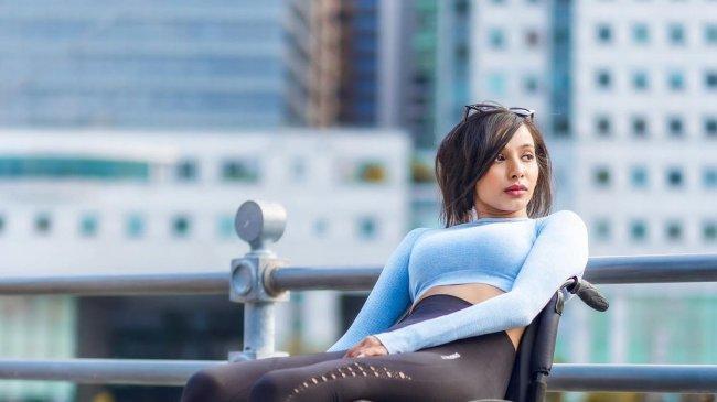 Lumpuh di Usia 20 Tahun, Wanita Ini Perjuangkan Hak-hak Disabilitas di Singapura