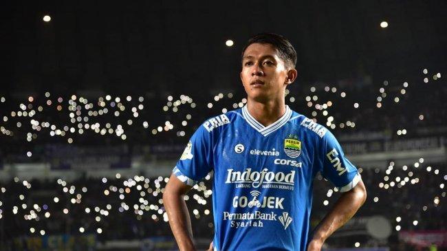 Persib Bandung Restui Febri Hariyadi dan Dedi Kusnandar Gabung ke Timnas Piala AFF 2018