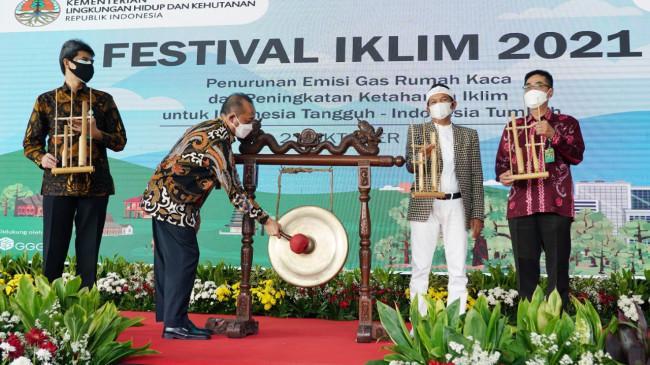 Festival Iklim 2021 Ajak Masyarakat untuk Mengawal Aksi Pengendalian Perubahan Iklim