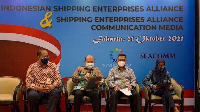 Pembentukan Indonesian SEA dan SEACOMM Butuh Dukungan dan Komitmen Seluruh Pemangku Kepentingan