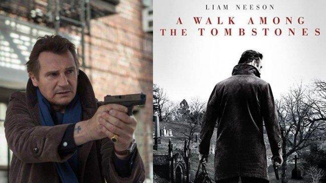 Sinopsis A Walk Among the Tombstones Dibintangi oleh Liam Neeson Tayang Malam Ini di Trans TV