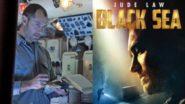 Sinopsis Film Black Sea, Perburuan Harta Karun di Laut Hitam, Tayang Malam Ini di Bioskop Trans TV