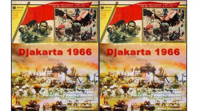 Link Live Streaming Film Djakarta 1966 di Trans TV, Lengkap dengan Sinopsisnya