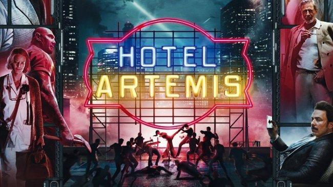 Sinopsis Film Hotel Artemis, Tayang Malam ini Pukul 21.30 WIB di TransTV