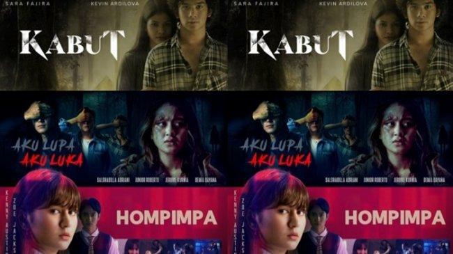 Tiga Film Horor Remaja ''Kabut'', ''Aku Lupa Aku Luka'', dan ''Hompimpa'' Tayang di Oktober