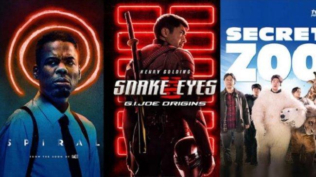 FilmSnake Eyes: G.I. Joe Origins yang Dibintangi Iko Uwais Segera Tayang Streaming