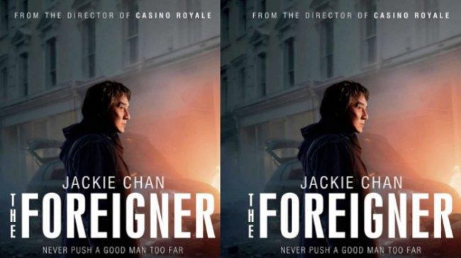 Sinopsis The Foreigner, Aksi Jackie Chan Mencari Pelaku Pengeboman, Tayang Malam Ini di Trans TV