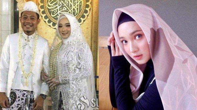 Parade Foto Dewi Zahrani, Istri Evan Dimas yang Berparas Jelita: Geluti Bisnis MUA