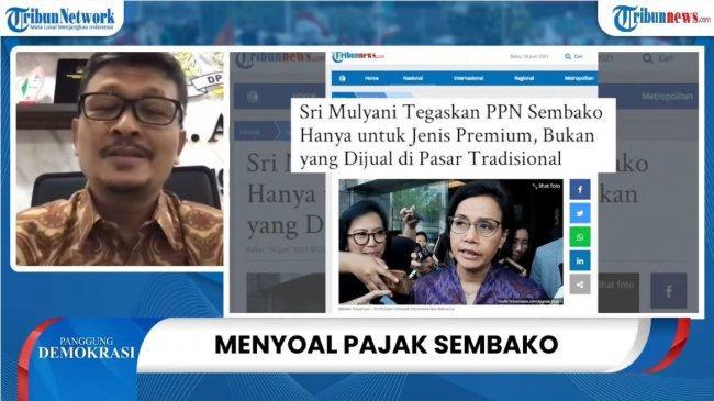 Legislator PKS Desak Pemerintah Batalkan Rencana Penghapusan Insentif bagi Pelaku Usaha Kecil