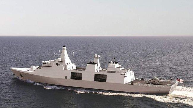 Tak Sekadar Beli, Indonesia Juga Dapat Lisensi Bikin Kapal Perang Canggih dari Inggris