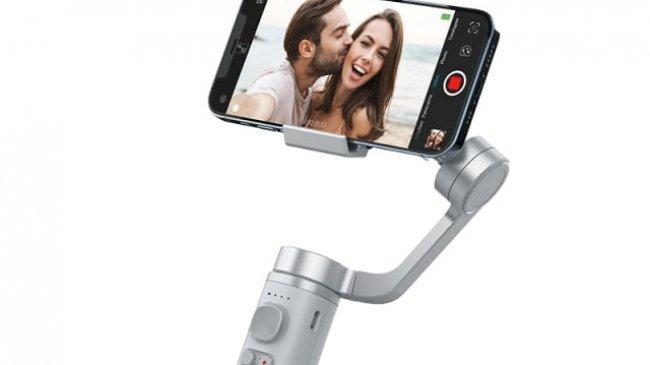 Praktis, Foldable Smartphone Stabilizer Cocok untuk Teman Traveling dan Ngevlog