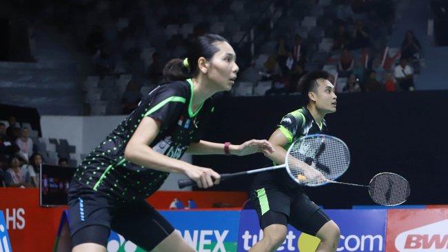 Hasil Final German Open 2019 - Ditumbangkan Wakil Korea, Hafiz/Gloria Hanya Bisa Jadi Runner-up