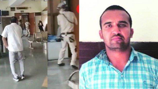 Gangster Top India Ditembak Mati Geng Saingan di Ruang Sidang, Pelaku Nyamar Jadi Pengacara