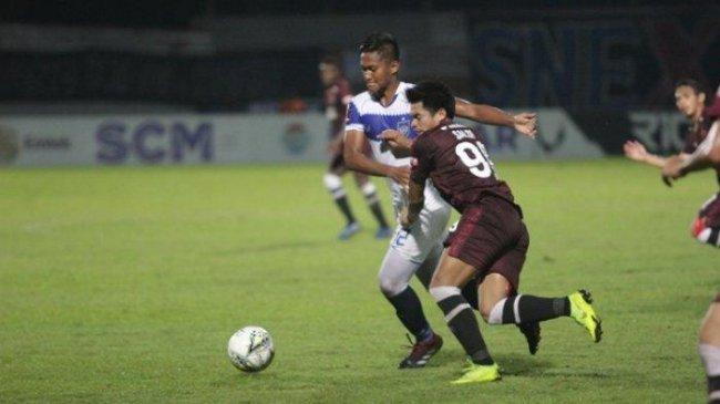 Hasil BRI Liga 1 2021 - Saldi Batalkan Kemenangan Persib, Maung Bandung Gagal Menang 4 Laga Beruntun