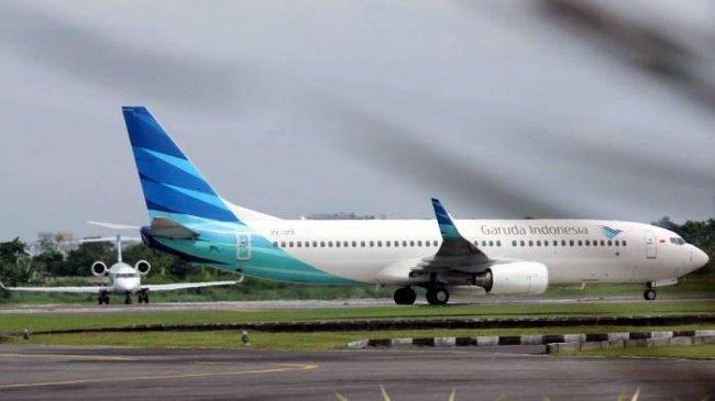 Tanggapan Garuda Indonesia Terkait Gugatan PKPU PT Mitra Buana Koorporindo
