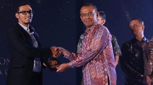 Sesmenpora Ucapkan Terima Kasih kepada Raja Sapta Oktohari dan Sponsor Asian Para Games 2018