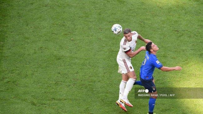 Hasil UEFA National League, Pelatih Belgia Puji Bintang AC Milan, Mancini Pede Lawan Swiss