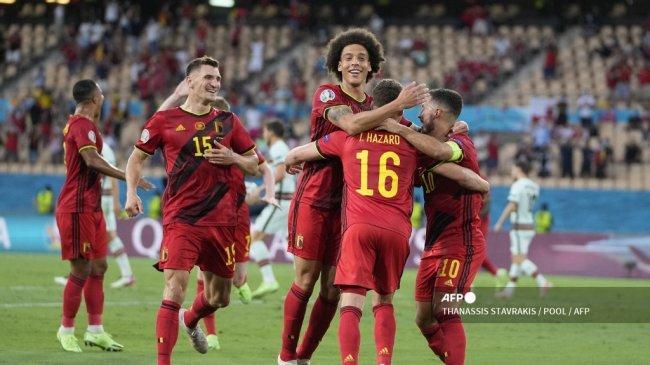 Belgia vs Italia Euro 2021: Thorgan Hazard Umbar Kelemahan Gli Azzurri