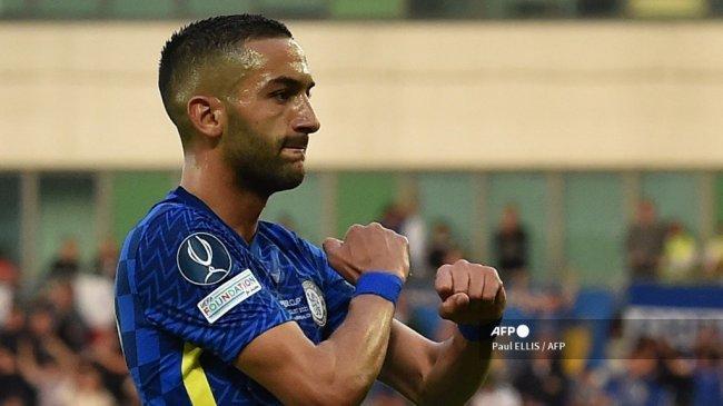 Gegara Ketahuan Bohong & Menolak Bermain, Bintang Chelsea Ini Diamuk Pelatih Timnas Maroko