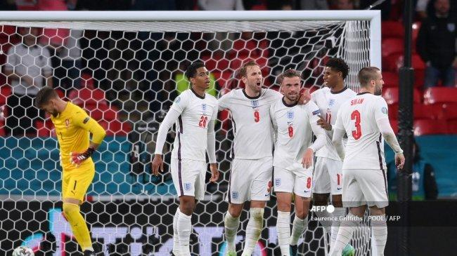 Jadwal Live RCTI Euro 2021 Malam Ini: Ceko vs Denmark dan Ukraina vs Inggris, Live Streaming Mola TV