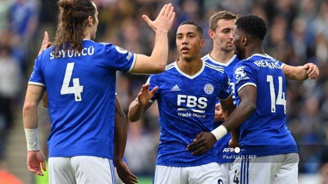 Leicester City: Si Kerdil yang Berubah Menjadi Tim Besar Liga Inggris Tuah Rekrutmen Cerdas Rodgers