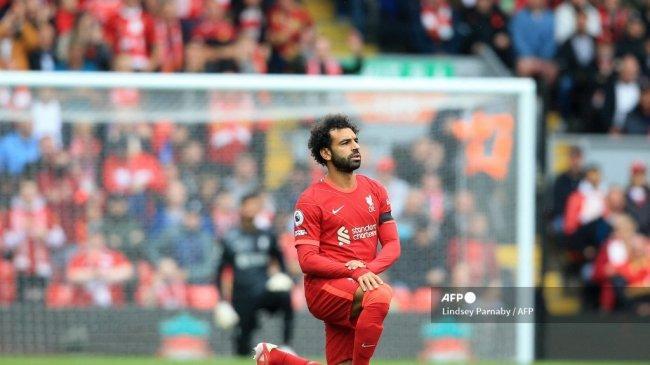 Brentford vs Liverpool: Mohamed Salah Butuh Gol Segini Lagi untuk Bisa Kejar Rekor Didier Drogba