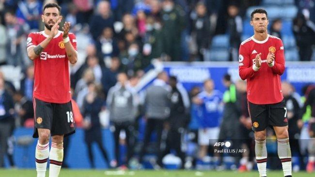 Cristiano Ronaldo Ngambek Pasca MU Kalah dari Leicester, Solskjaer Cegah CR7 Lakukan Hal Ini