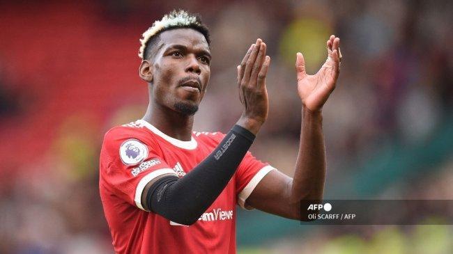 Paul Pogba Sudah Bikin Tujuh Asis Di Empat Pertandingan Manchester United