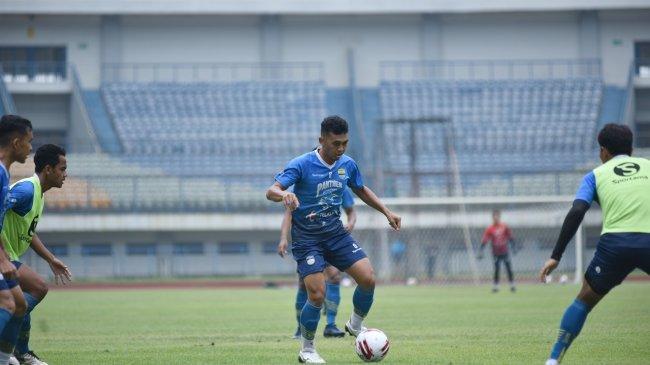 Jelang Bhayangkara FC vs Persib Bandung BRI Liga 1, Pasca Pulih Cedera, Aziz Berharap Waktu Bermain