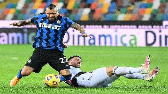 Arturo Vidal Menjadi Pembicaraan Setelah Videonya Viral Jelang Inter Milan vs Genoa