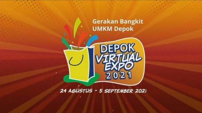 Dorong UMKM Go Digital, Pemkot Depok Gelar Depok Virtual Expo 2021 Gandeng Perusahaan Teknologi