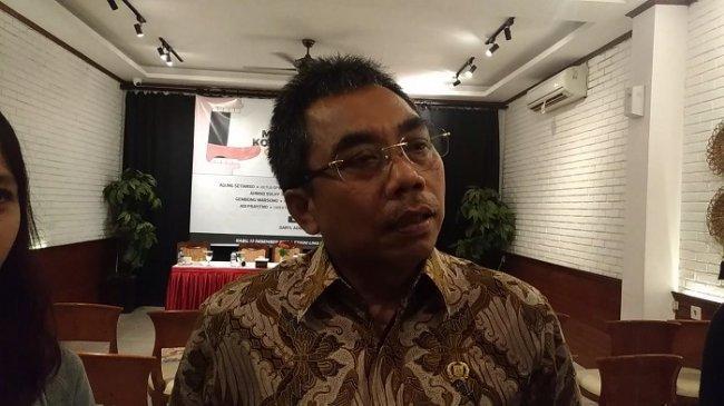 Sikapi Harapan Politikus NasDem Ahok Masuk Kabinet Jokowi, PDIP: Pak Jokowi Menang Dulu, Baru Ahok