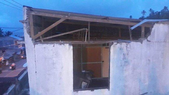 BREAKING NEWS, Gempa Guncang Aceh 4,8 SR, BMKG Catat 8 Kali Guncangan, 1 Rumah Dikabarkan Rusak